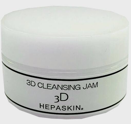 HEPASKIN 賜物 サービス ヘパスキン 3DクレンジングJAM 20gヘパスキン アンチポリューション クレンザー アンチエイジング 老化 保湿