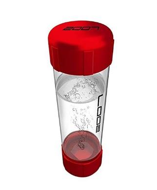 水素生成カプセル 超激得SALE 信用 PERSONAL2007 赤 持ち歩き 還元力 赤水素水