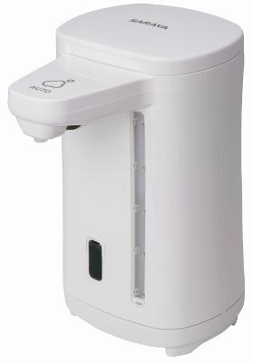 3980円 お得 税込 以上で送料無料 クール便対象外 食器洗い 手洗いにも 倉庫 オートセンサー式で触れることなくラクラク エレフォームポット ELEFOAM タンク容量約220mL UD-6500F Pot サラヤ 衛生的
