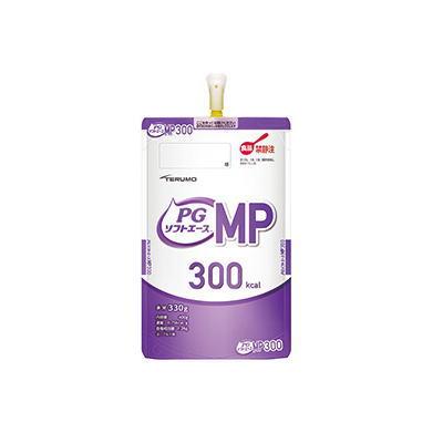 テルモ PGソフトA(エース) MP 300kcal  400g x 16 【栄養】4000円以上で送料無料(北海道・沖縄・東北6県除く)