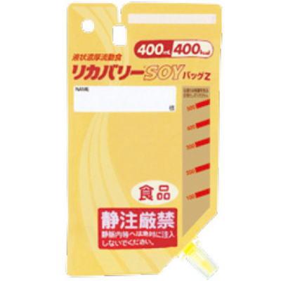 ニュートリー リカバリーSOY BZ  400ml x 18リカバリーSOY バッグZ 【栄養】