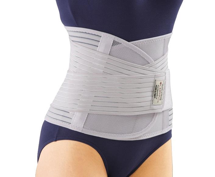 うごきに強い腰椎安定コルセット