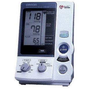 ≪送料無料≫オムロン デジタル自動血圧計 HEM-907