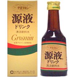 ≪送料無料≫グロスミン源液ドリンク 80mL×50