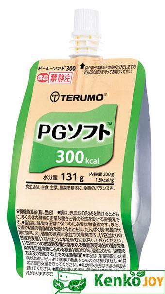 ≪送料無料≫テルミール PGソフト 300 200g×24