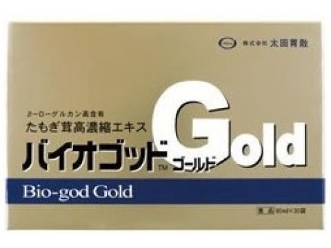 ≪送料無料≫バイオゴッドゴールド 80ml×30袋