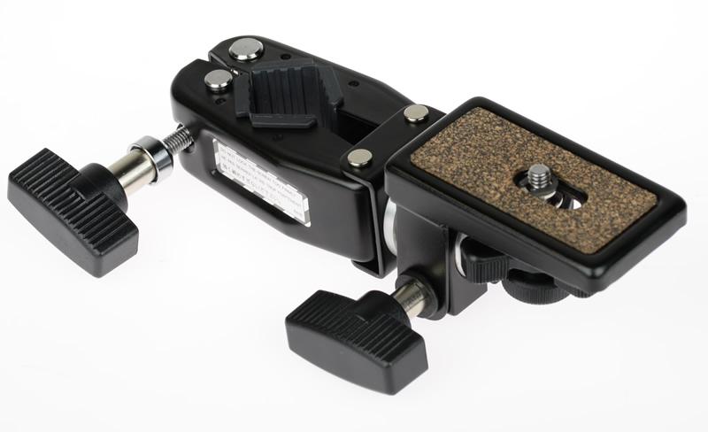 送料無料 クランプに雲台を組み合わせたアクセサリー 22mmから32mmのパイプに対応 日本製 即配 KT アウトレット クランプヘッド32N 初売り 今季も再入荷 あす楽対応 ロアー2N SLIK スリック