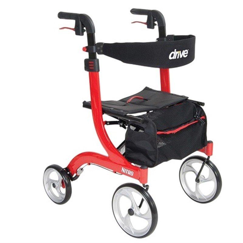 【取寄】歩行車 歩行器 Nitro Euro Style(ニトロ ユーロ スタイル) RTL10266 ドライブメディカル【送料無料】