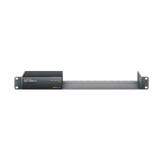 (受注生産) (KP) Blackmagic ブラックマジック Teranex Mini Rack Shelf 【返品不可】※受注生産※【送料無料】Blackmagic Web Presenter用オプショナルアクセサリ