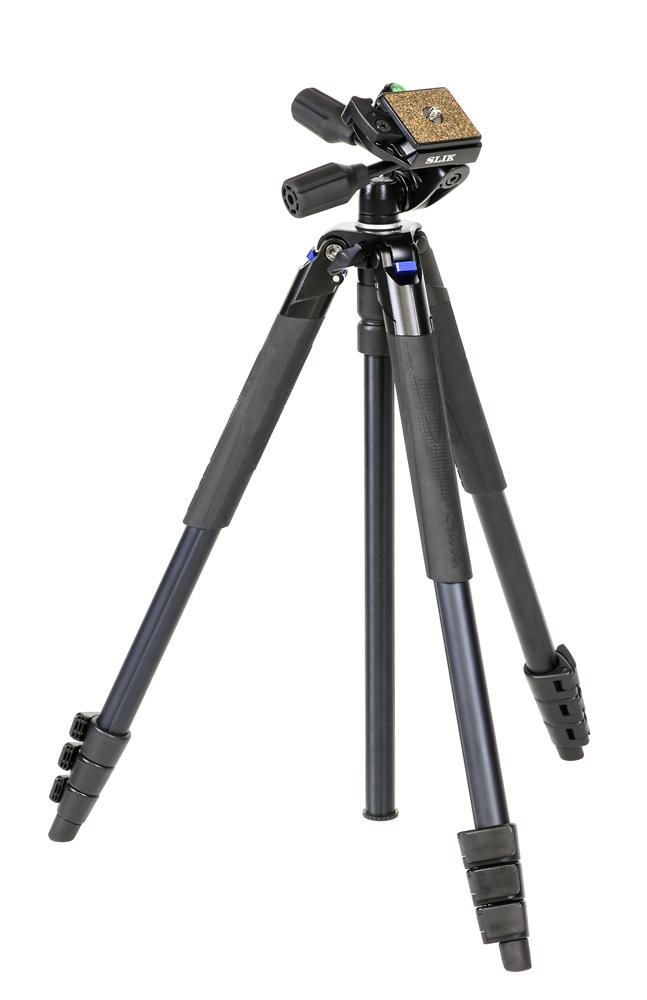 【即配】 SLIK スリック 三脚 スプリント L110 【送料無料】背の高さを重視したL110【あす楽対応】【アウトレット】