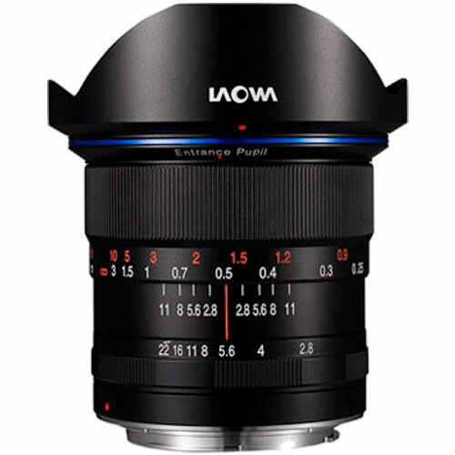 【取寄】 (SJ) LAOWA ラオア 交換レンズ 12mm F2.8 Zero-D ソニーFEマウント 【送料無料】