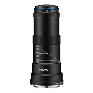 取寄 LAOWA ラオア 交換レンズ 25mm f 2.8 2.5-5X ULTRA MACRO ニコンFマウント 送料無料 非売品 ピックアップ イベント&アイテム! プライバシーポリシー お年賀 プレゼント 卒業祝