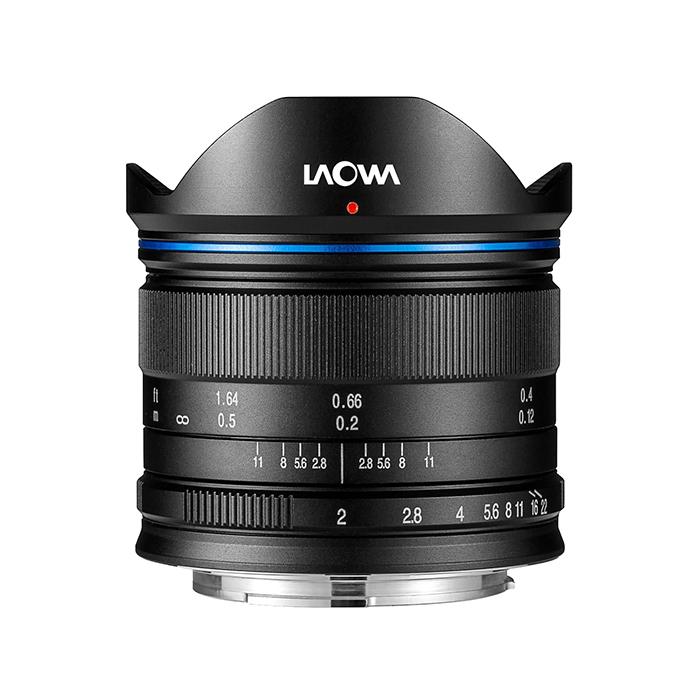 【取寄】 (SJ) LAOWA ラオア 交換レンズ 7.5mm F2 MFT マイクロフォーサーズマウント 【送料無料】