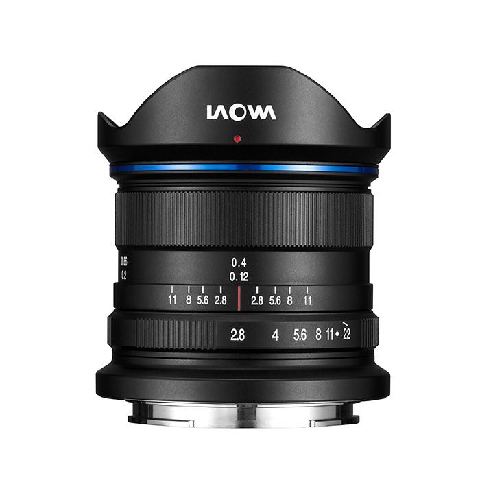 【取寄】LAOWA ラオア 交換レンズ 9mm F2.8 ZERO-D キヤノンEF-Mマウント 【送料無料】