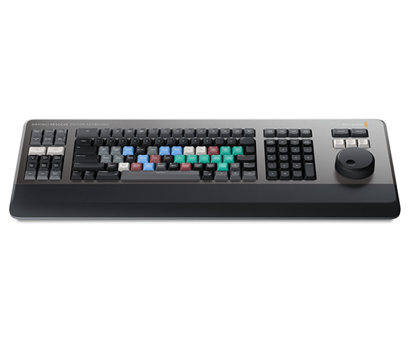 (受注生産) (KP) Blackmagic ブラックマジック DaVinci Resolve Editor Keyboard 【返品不可】※受注生産※【送料無料】