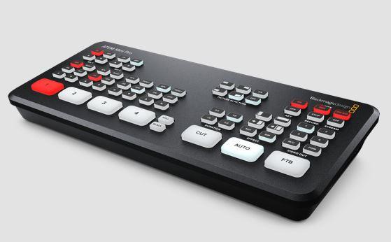 【納期未定】(受注生産) (KP) Blackmagic ブラックマジック ATEM Mini Pro【注文キャンセル/返品不可】※受注生産※【送料無料】