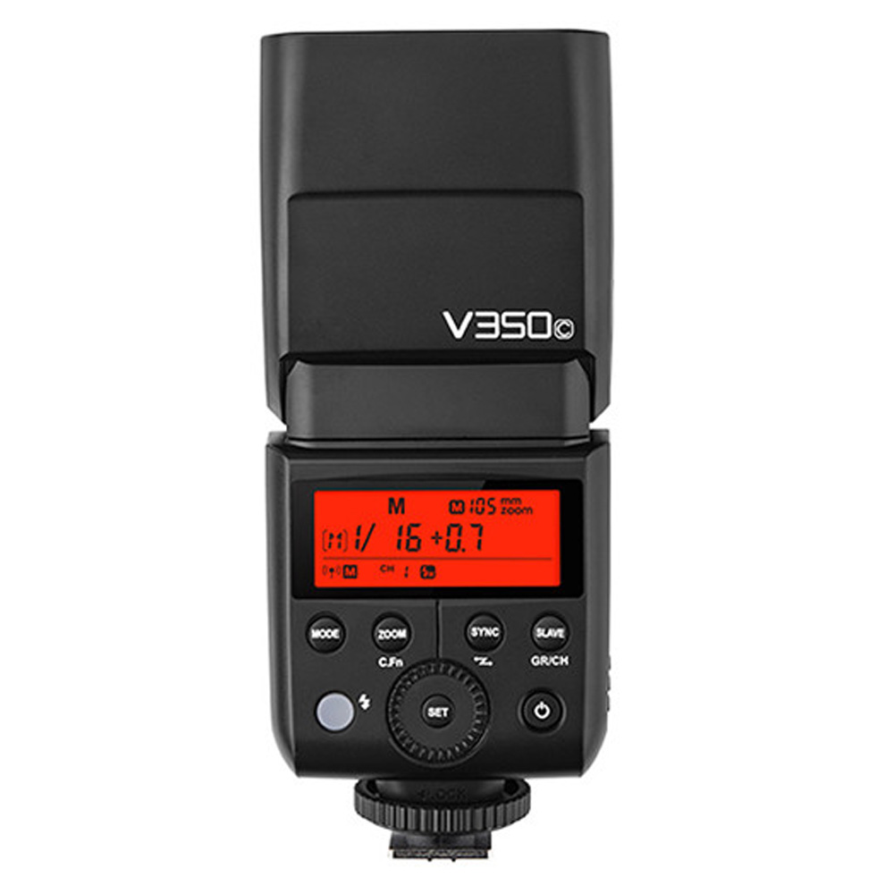 (受注生産) Godox (ゴドックス) V350F フジフイルム用 送料無料】 ※受注生産※