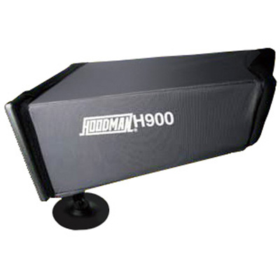 【即配】 (KT) Hoodman フードマン フード LCD モニター用フード 8.4