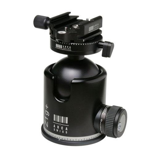(受注生産) (KP) ARCA-SWISS アルカスイス モノボール Z1g+ クイック 超望遠レンズや中判・大判カメラまでをパーフェクトにサポート※受注生産※【送料無料】