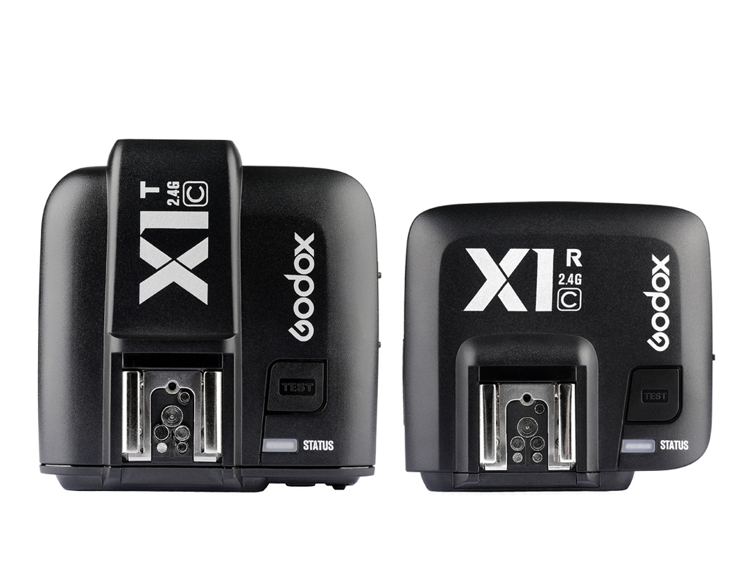 (受注生産) Godox (ゴドックス) X1J TTL ワイヤレスフラッシュトリガーセット [日本正規版] X1C J キヤノン用セット ※受注生産※【送料無料】