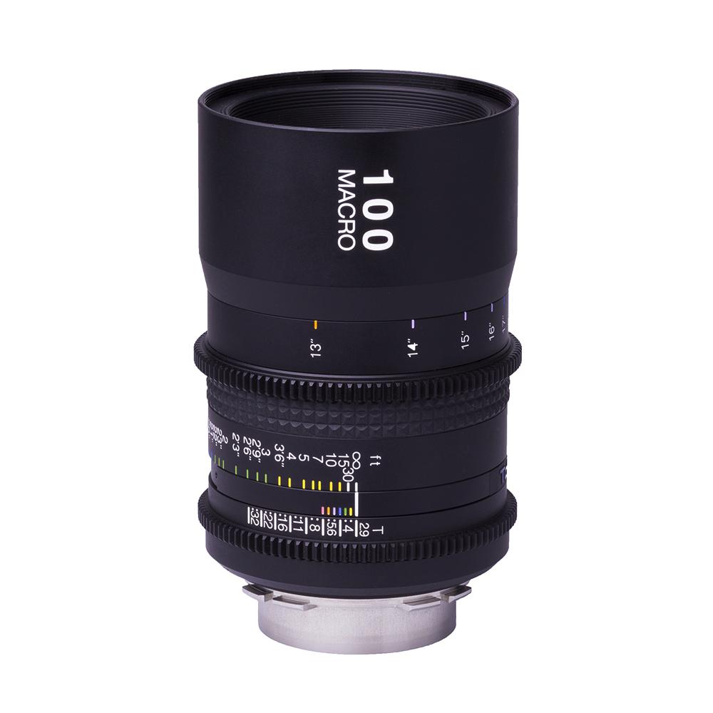【4/26 1:59までポイント10倍】(受注生産) (KP) TOKINA トキナー 100mm Macro T2.9 CINEMA Lens マイクロフォーサーズマウント(メートル表示)※受注生産※【送料無料】【アウトレット】