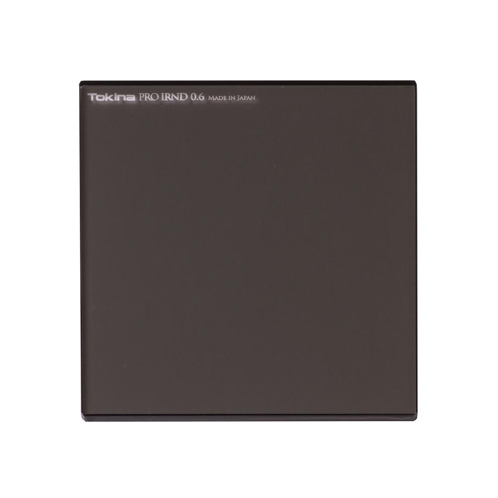 【取り寄せ】(KP)Tokina IRNDフィルター シネマ用角型正方形フィルター PRO IRND 0.6 [4x4インチ]【送料無料】