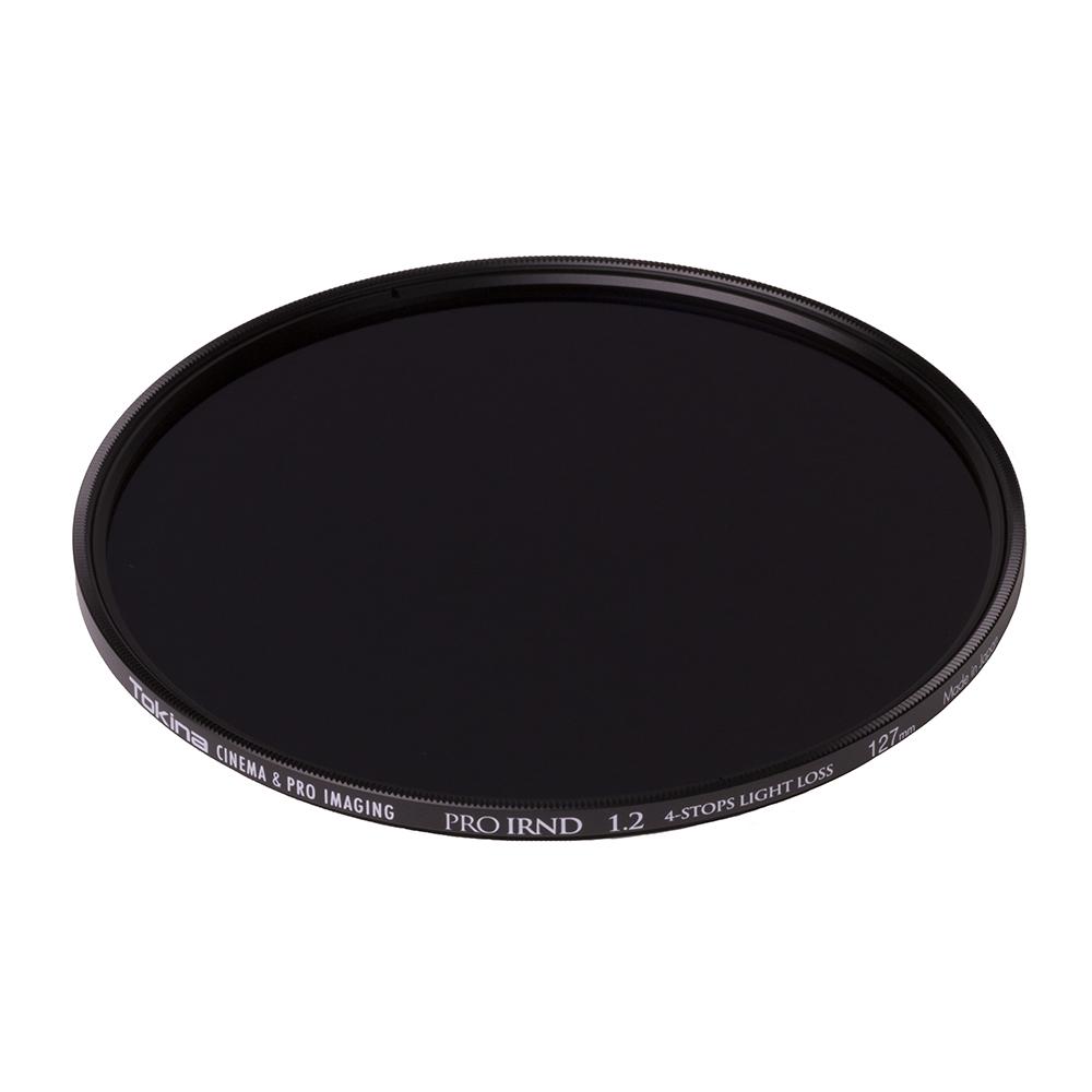 【取り寄せ】(KP)Tokina IRNDフィルター シネマ用フィルター PRO IRND 1.2 [127mm]【送料無料】