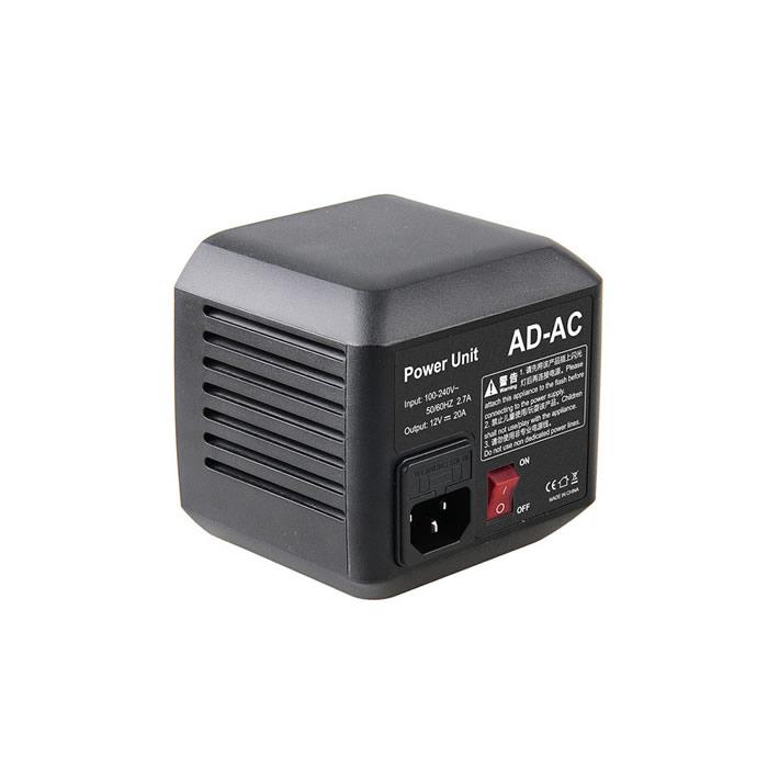 (受注生産) Godox (ゴドックス) AD600用ACアダプター ※受注生産※【送料無料】