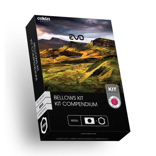 【即配】 COKIN (コッキン)  EVO (エボ) 蛇腹フード L+ EVOホルダーL【送料無料】 Lサイズ(Z-PROシリーズ)対応【あす楽対応】