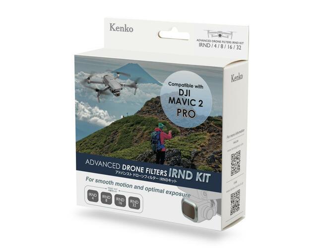 【即配】アドバンスト ドローンフィルターIRNDキット FOR DJI MAVIC 2 PRO ケンコートキナー KENKO TOKINA 【送料無料】【送料無料】
