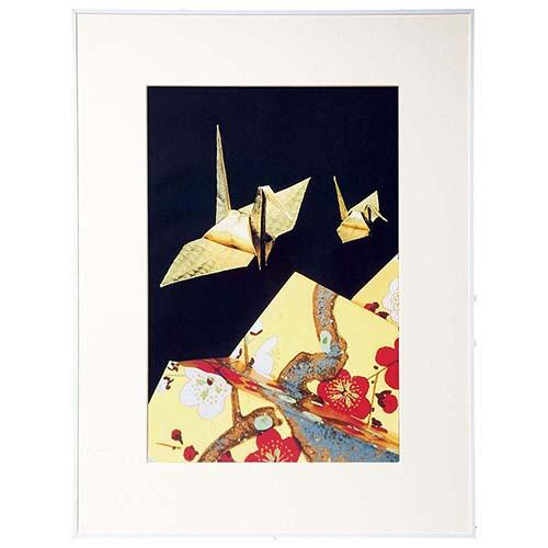 【即配】 画廊 ホワイト  A3ノビ アクリル入り AGR-Z-A3N-ACケンコートキナー KENKO TOKINA 【送料無料】【あす楽対応】