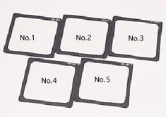 【11/30 23:59までポイント10倍】【即配】 (KT) LEE リー 100X100mm角 ポリエステルフィルターセット P-4 ソフト セット 取り扱いに便利なプラスチックマウント入り【アウトレット】【ネコポス便送料無料】