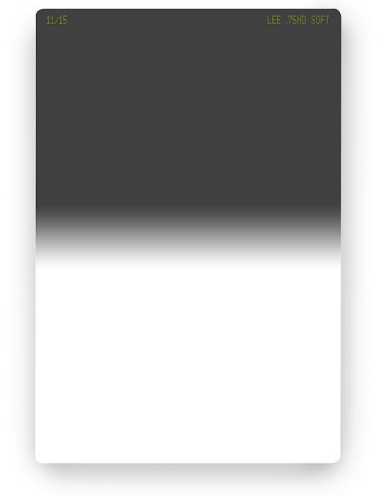 【即配】 LEE リー 100X150mm角 ハーフNDフィルター ソフト 1.2ND【4絞り分減光】【ネコポス便送料無料】