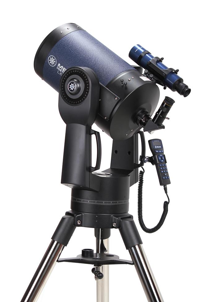 (受注生産)【代引不可】Meade (ミード) 天体望遠鏡 LX90シリーズ LX90 ACF8インチ 大口径入門機の決定版【送料無料】【天体観測】