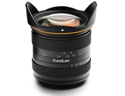 【取寄】KAMLAN カムラン 交換レンズ 15mm F2 富士フィルム Xマウント KAMLAN カムラン【送料無料】