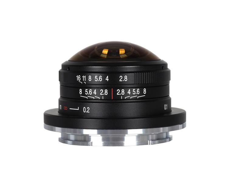 【取寄】LAOWA ラオワ 交換レンズ LAOWA 4mm F2.8 Circular Fisheye Sony E 【送料無料】【ソニー Eマウント】【初回購入特典「LAOWA オリジナルポーチ」プレゼント!】