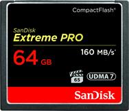 【取寄】 エクストリーム プロ コンパクトフラッシュ カード 64GB :SDCFXPS-064G-J61 SanDiskサンディスク 【ネコポス便送料無料】