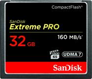 【取寄】 エクストリーム プロ コンパクトフラッシュ カード 32GB :SDCFXPS-032G-J61 SanDiskサンディスク 【ネコポス便送料無料】