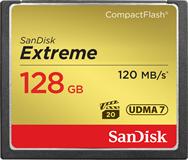 【取寄】 エクストリーム コンパクトフラッシュ カード 128GB : SDCFXSB-128G-J61 SanDisk サンディスク【ネコポス便送料無料】