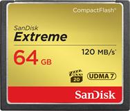 【取寄】 エクストリーム コンパクトフラッシュ カード 64GB : SDCFXSB-064G-J61 SanDisk サンディスク【ネコポス便送料無料】
