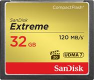 【4/26 1:59までポイント10倍】【取寄】 エクストリーム コンパクトフラッシュ カード 32GB : SDCFXSB-032G-J61 SanDisk サンディスク【ネコポス便送料無料】
