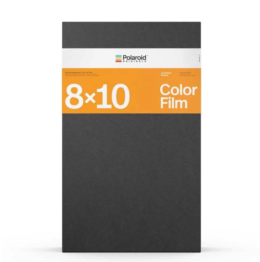 【取寄】Polaroid Originals ポラロイド オリジナルズ インスタントフィルム 8x10 Color (10)【送料無料】