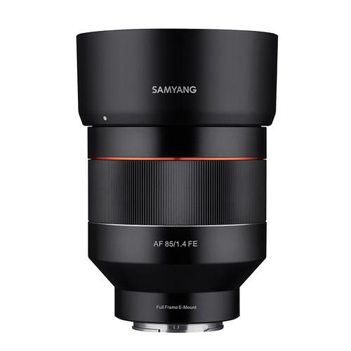 【即配】(KT) SAMYANG サムヤン 交換レンズ AF 85mm F1.4 FE ソニーEマウント用【送料無料】【あす楽対応】