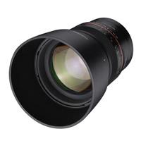 【取寄】SAMYANG サムヤン 85mmF1.4 ASPHERICAL IF Nikon Z用【送料無料】