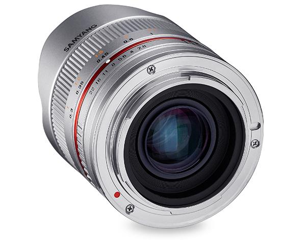 【★数量限定アウトレット】【処分特価】【取寄】 (KT*) SAMYANG サムヤン 8mm F2.8 UMC Fish-eye II キヤノンEOS M用 シルバー 【送料無料】【あす楽対応】