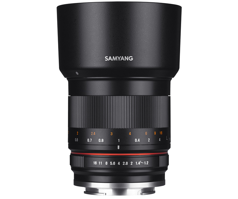 【新古品(店舗保証3ケ月)】【即配】(NO) SAMYANG サムヤン 交換レンズ 50mm F1.2 AS UMC CS Sony E BK ブラック 【送料無料】【あす楽対応】