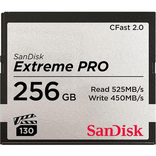 【取寄】 サンディスク エクストリーム プロ CFast 2.0カード 256GB SDCFSP-256G-J46D SanDisk サンディスク 【ネコポス便送料無料】