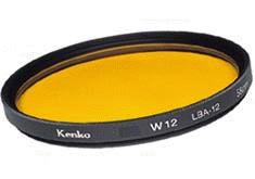 (CZ) B(ハッセル用バヨネット式)60 W12 ケンコートキナー KENKO TOKINA カメラ用 特注 フィルター【ネコポス便送料無料】
