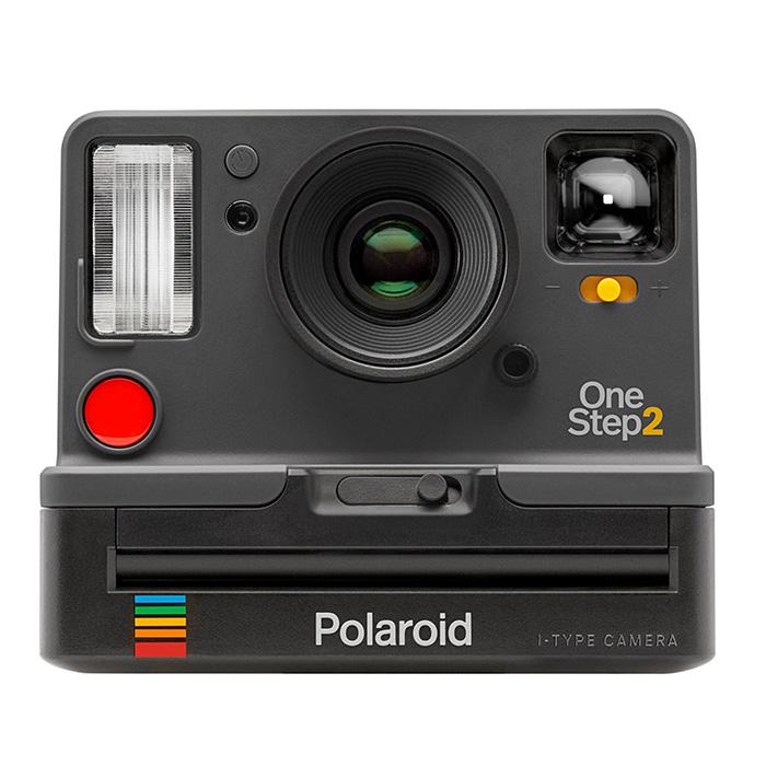 【取寄】Polaroid Originals ポラロイド オリジナルズ インスタントカメラ OneStep2 - Graphite vf グラファイト【送料無料】