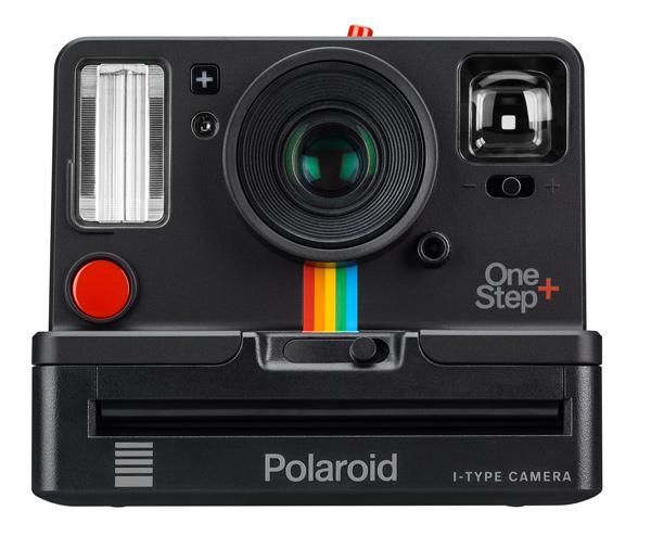 【取寄】Polaroid Originals ポラロイド オリジナルズ インスタントカメラ OneStep+ - Black ブラック【送料無料】